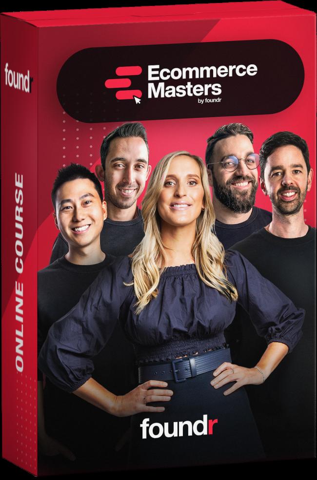 Foundr - Ecommerce Masters 2020